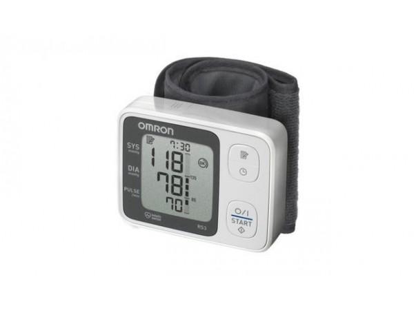 Omron RS3 vérnyomásmérő - árak, vásárlás, összehasonlítás..